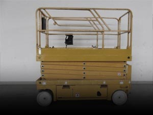 Used aerial lifts