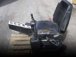 Used Cab Interior Parts
