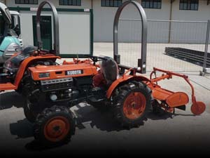 Used Compact utility Tractors