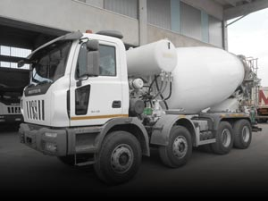 Used Concrete Mixers