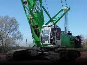 Used Crawler Cranes