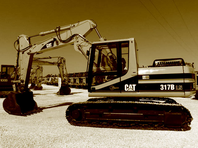 Used 17.5T Crawler Excavators