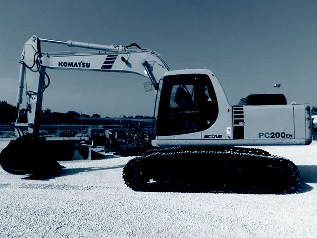 Used 20T Crawler Excavators