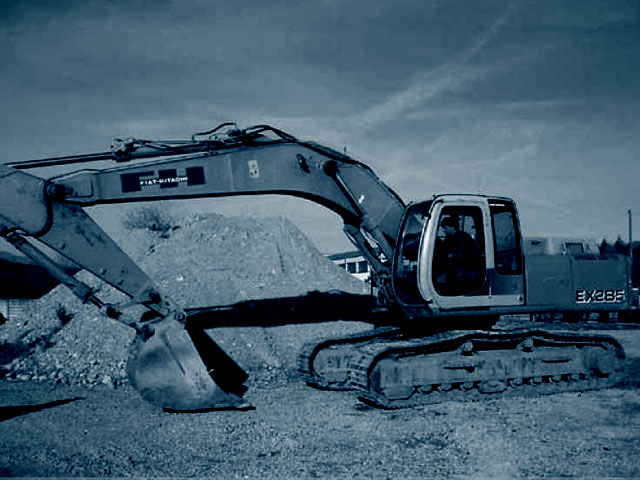 Used 30T Crawler Excavators