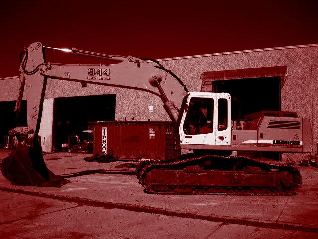 Used 40T Crawler Excavators