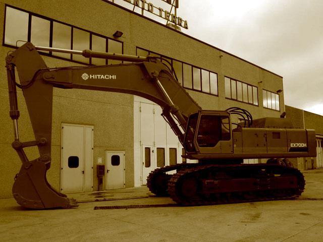 Used Crawler Excavators Over 50T