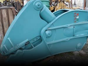 Used Demolition Shears