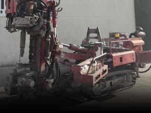 Used Hydraulic Drilling Machines