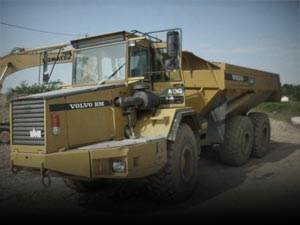 Used Rigid and Articulated Dumpers