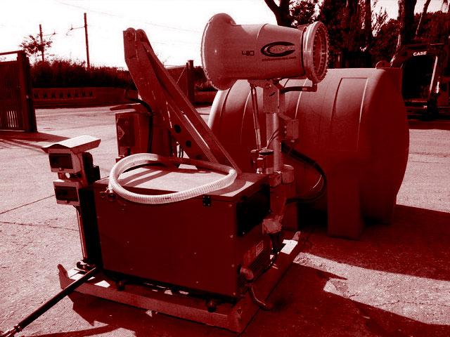 Used Dust Suppression Equipment