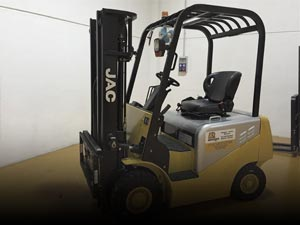 Used Electric Forklifts
