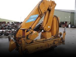 Equipment for trucks