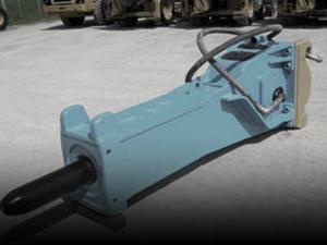 Used Excavator hammers