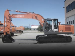 Used Crawler excavators
