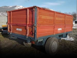 Used Farm Trailers