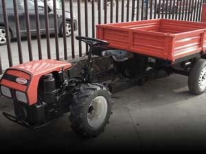 Used Farm Transporters