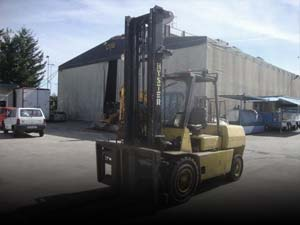 Used Forklift Trucks and Attachments