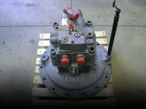 Used Hydraulic Motors
