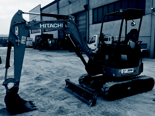 Used 3T mini excavators