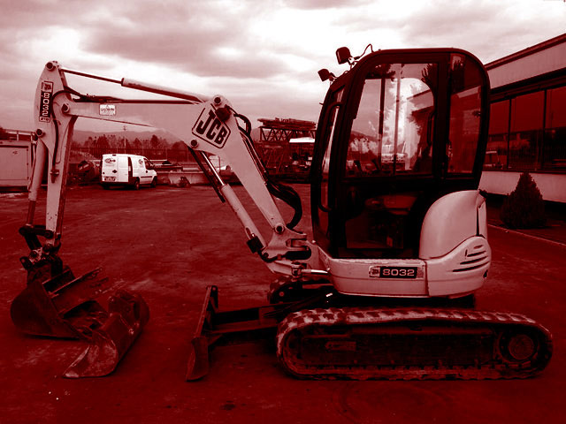 Used 3.5T mini excavators