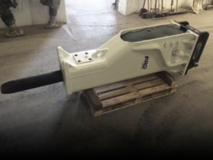 Used mini excavator hammers