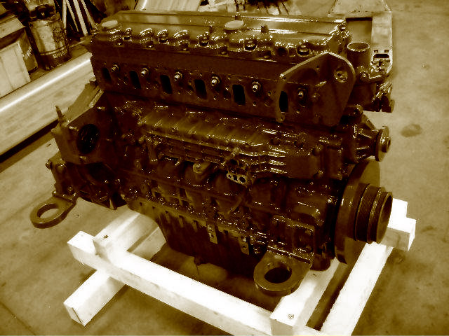 Used Diesed Engines