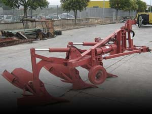 Used ploughs