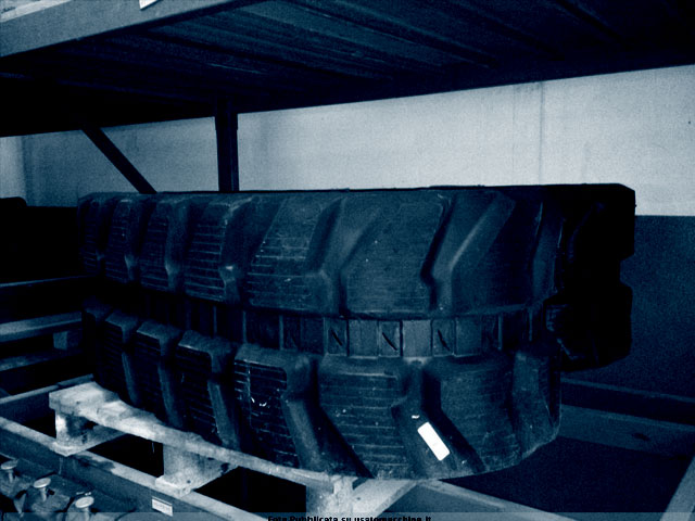 Used Rubber Tracks