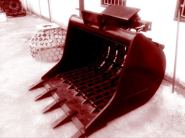 Used Skeleton Buckets