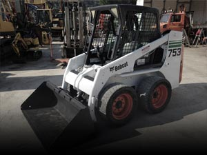 Used Skid loaders