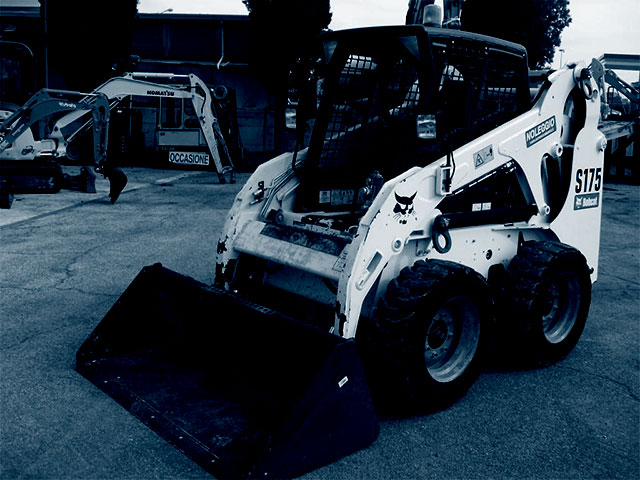 Used skid steer loaders over 2.2T