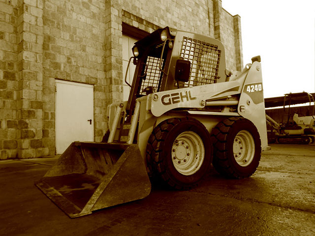 Used skid steer loaders up to 2.2T