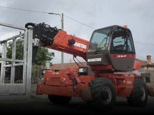 Used Rotating Telescopic Handlers