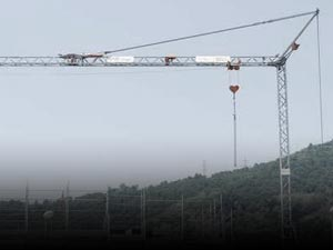 Used Tower Cranes