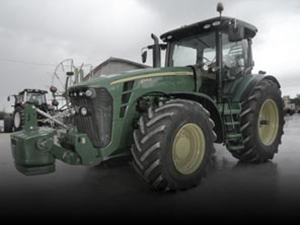 Farm tractors / equipment
