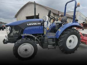 Used Vineyard / Orchard Tractors
