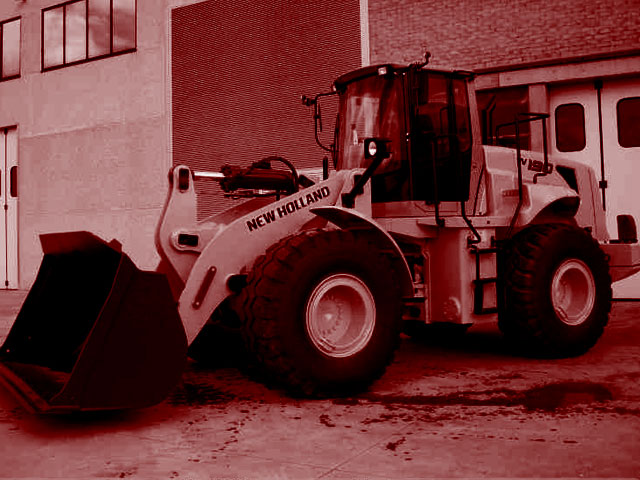 Used Wheel loaders weighing from 14 to 21T