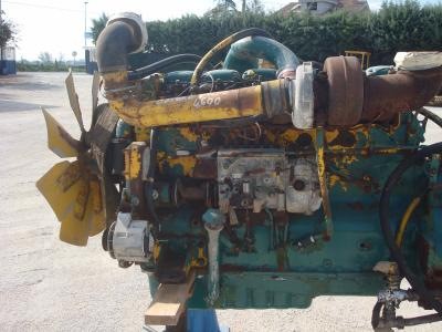 Internal combustion engine for Volvo 4600 sold by OLM 90 Srl