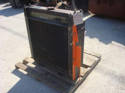 Water radiator for Fiat Hitachi 150W3 sold by OLM 90 Srl