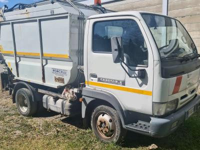Nissan Cabstar E120 sold by GM Service srl
