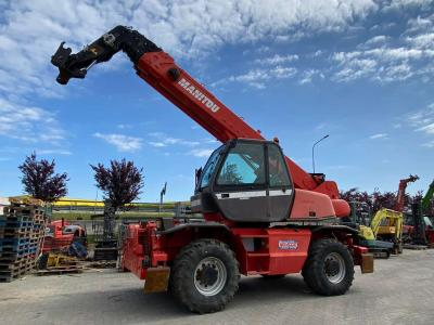 Manitou MRT 2150 sold by General Car Srl