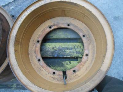 Rim for Caterpillar 910 sold by Comai Spa