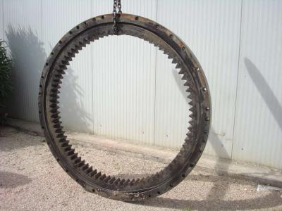 Slewing ring for Fiat Hitachi WX355 sold by OLM 90 Srl