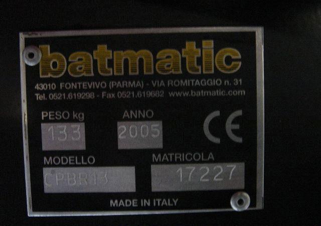 Batmatic CPBR 13 Photo 6