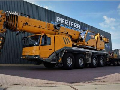 Grove GMK4100L Available for rent sold by Pfeifer Heavy Machinery