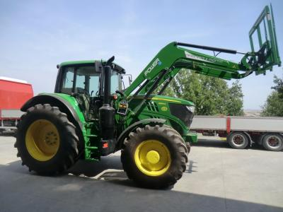 John Deere 6155 sold by Commerciale Adriatica Srl