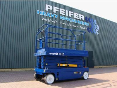 UpRight X3 sold by Pfeifer Heavy Machinery