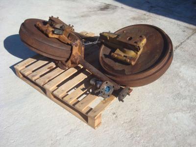 Idler wheel for CATERPILLAR E DOZER 955L- 955K - D5 - D5B sold by OLM 90 Srl