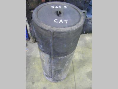 Muffler for Caterpillar 345 B sold by PRV Ricambi Srl