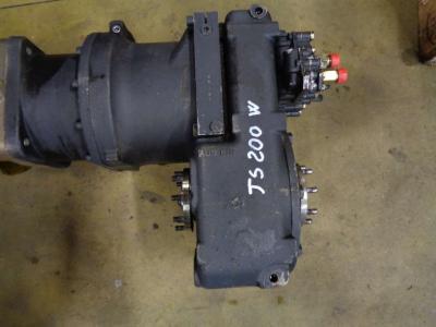 Transmission for JCB JS 200 W sold by PRV Ricambi Srl